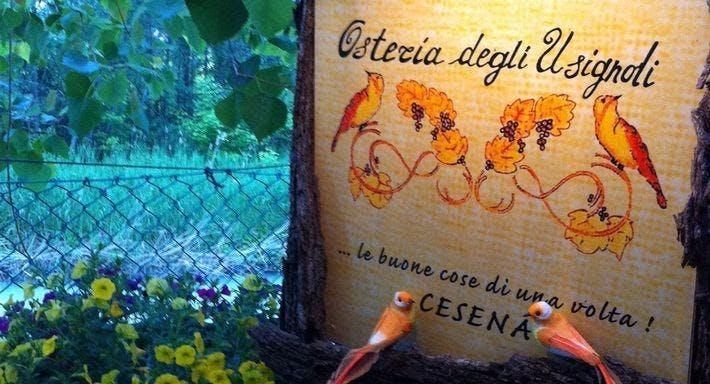 Osteria Degli Usignoli Forlì Cesena image 4