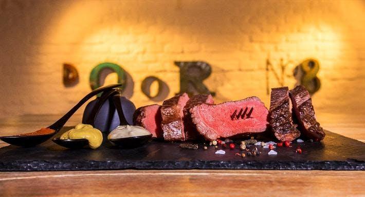 DOOR No. 8 – The Steakhouse