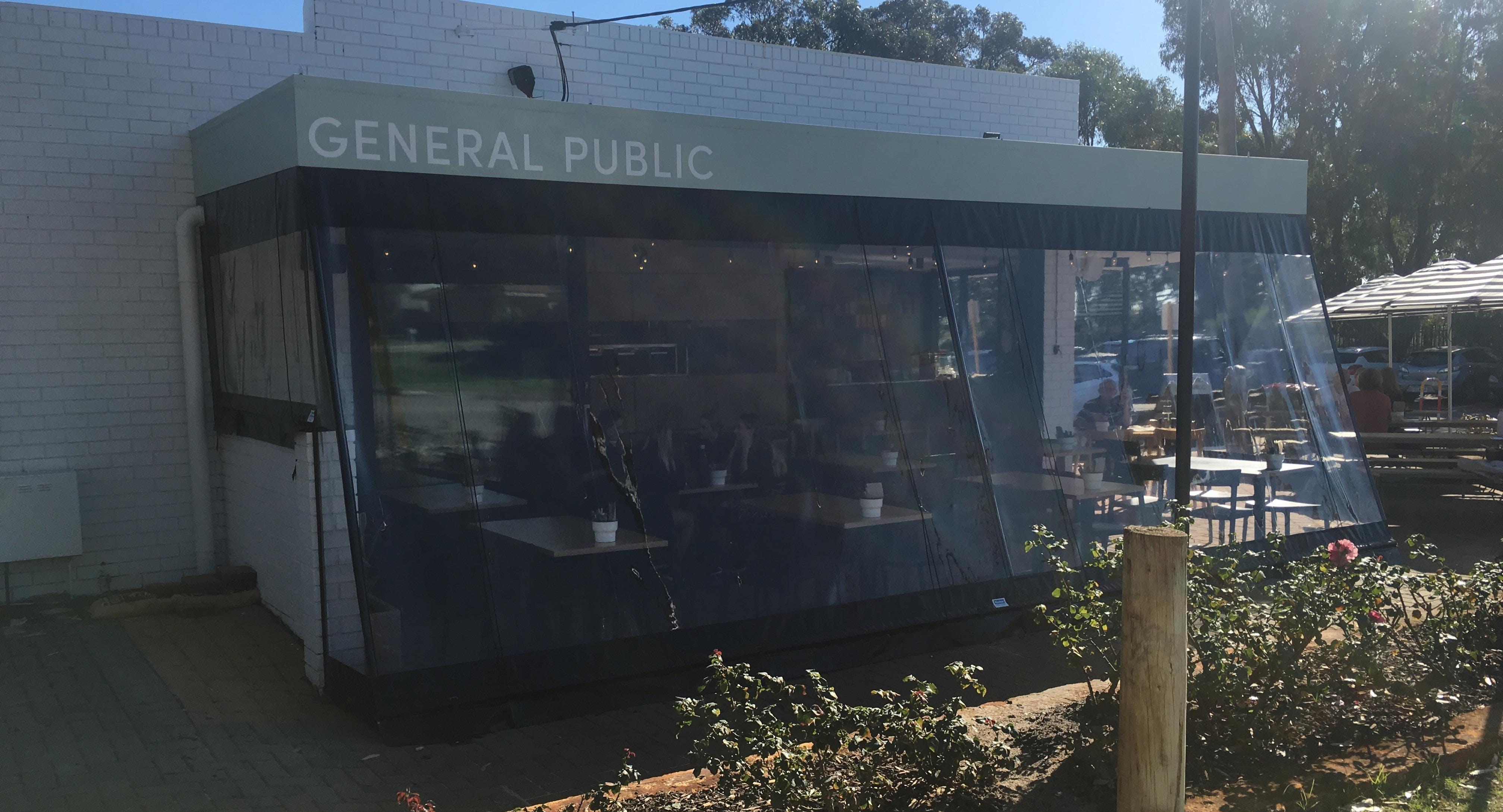 General Public Food Co - Scarborough