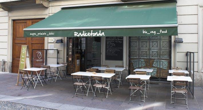 Radicetonda (Via Spallanzani 16)