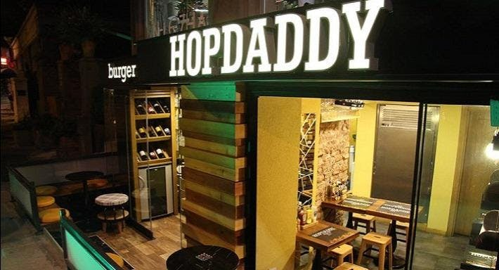 Hopdaddy Burger