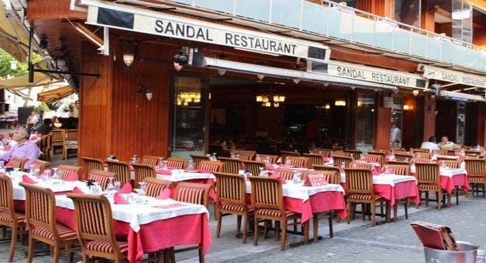 Sandal Restaurant