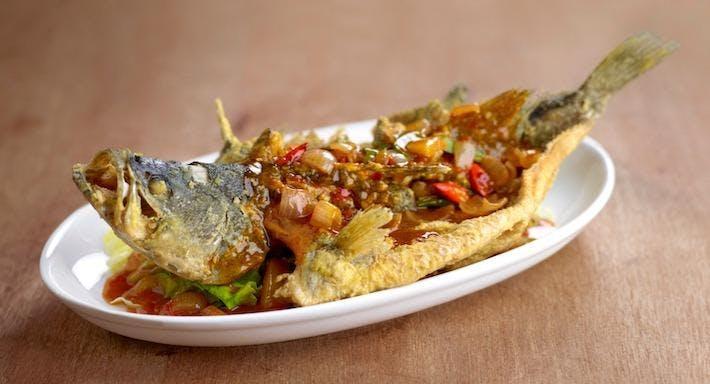 Yassin Kampung Seafood- Admiralty