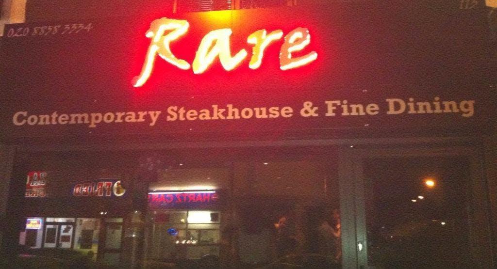 Rare Steakhouse London image 1