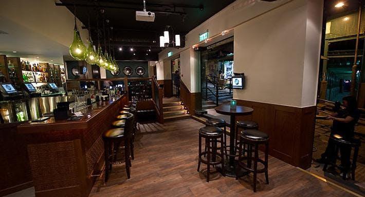 Rude Bar & Lounge