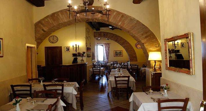 Ristorante Pizzeria Il Grifo Siena image 3