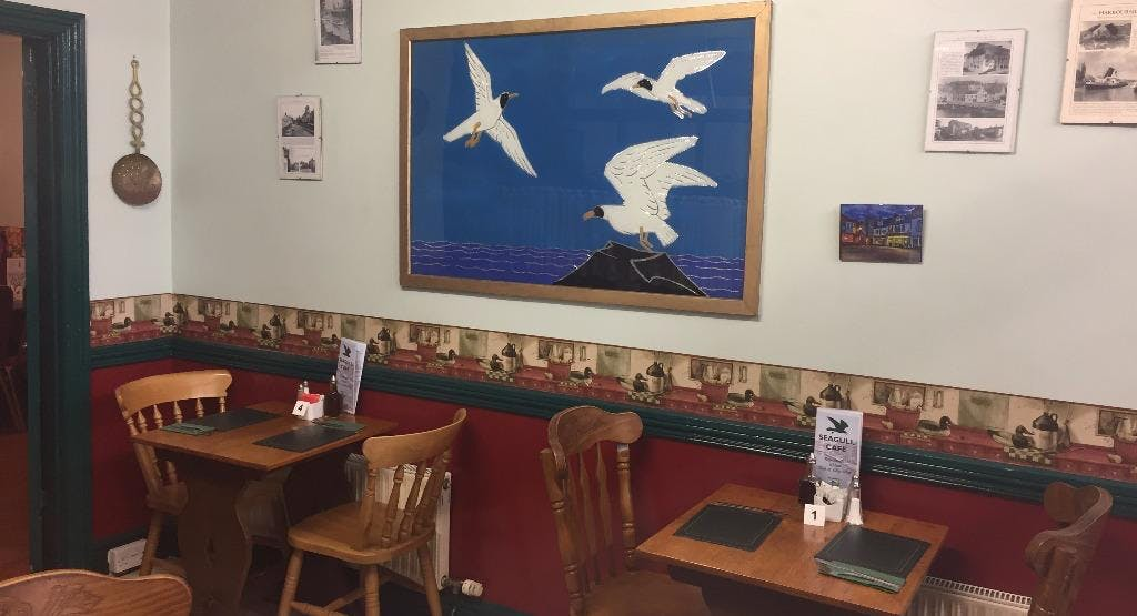 The Seagull Cafe Weymouth image 1