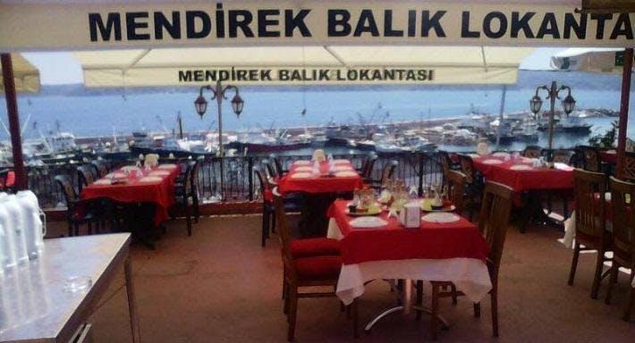 Mendirek Balık Restaurant Lokantası
