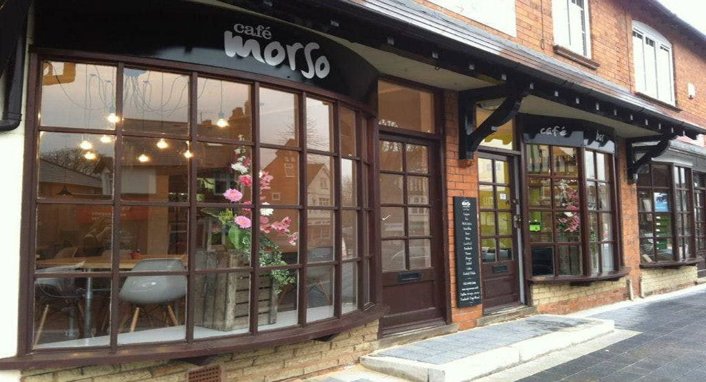 Cafe Morso Barnt Green Birmingham image 1