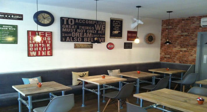 Cafe Morso Barnt Green Birmingham image 2