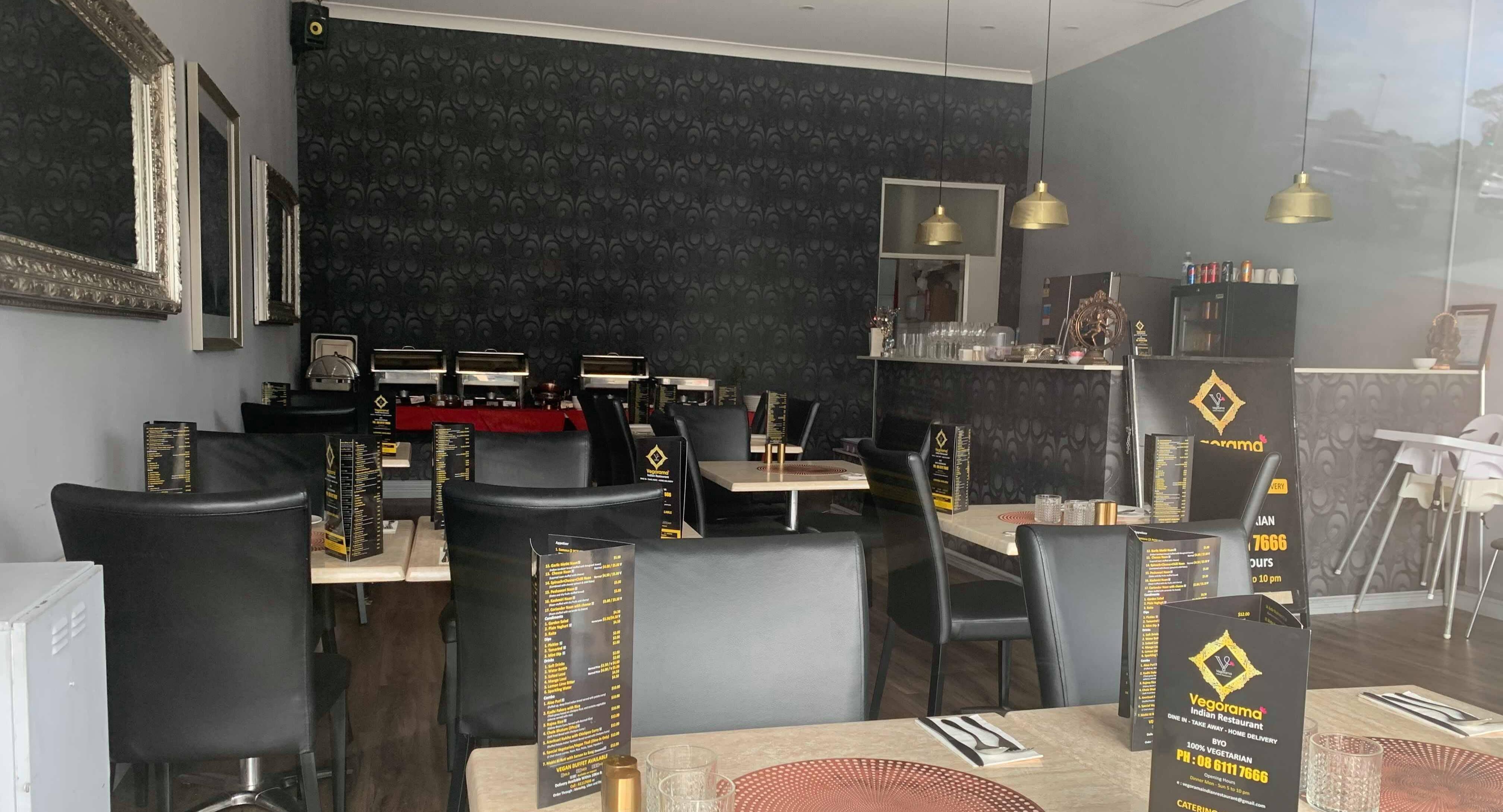 Vegorama Indian Restaurant Perth image 3