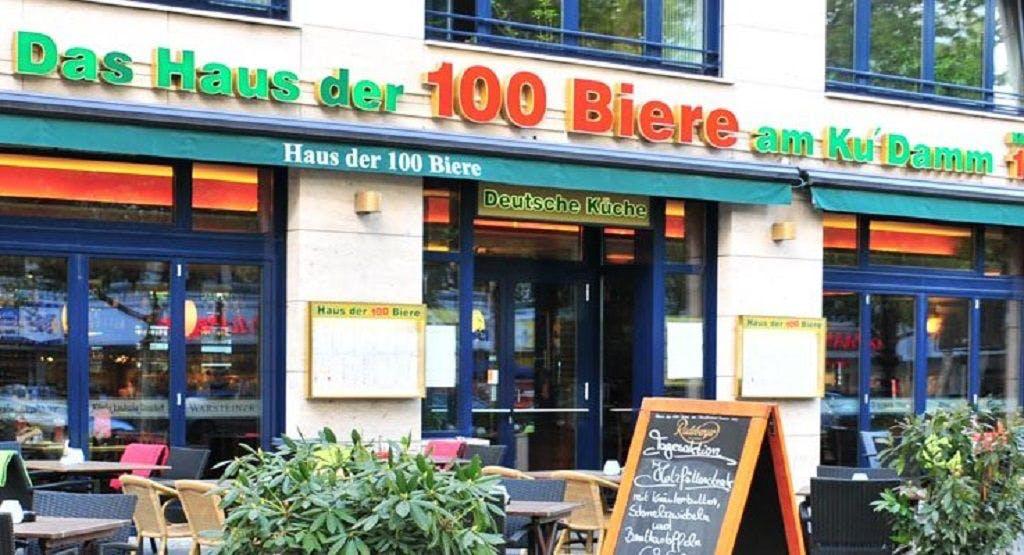 Haus der 100 Biere Berlin image 1