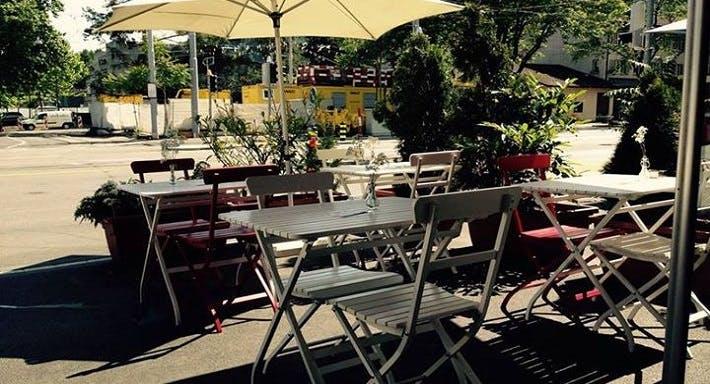 Il Basilico, Restaurant und Pizzakurier