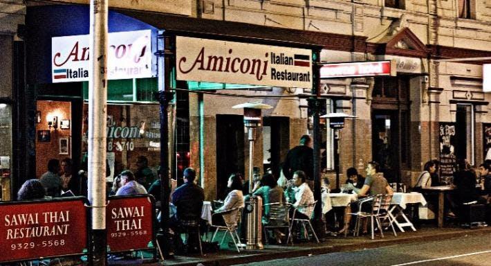 Amiconi Restaurant Melbourne image 3