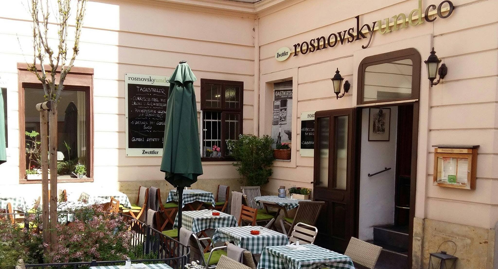 Rosnovsky und co Wien image 1