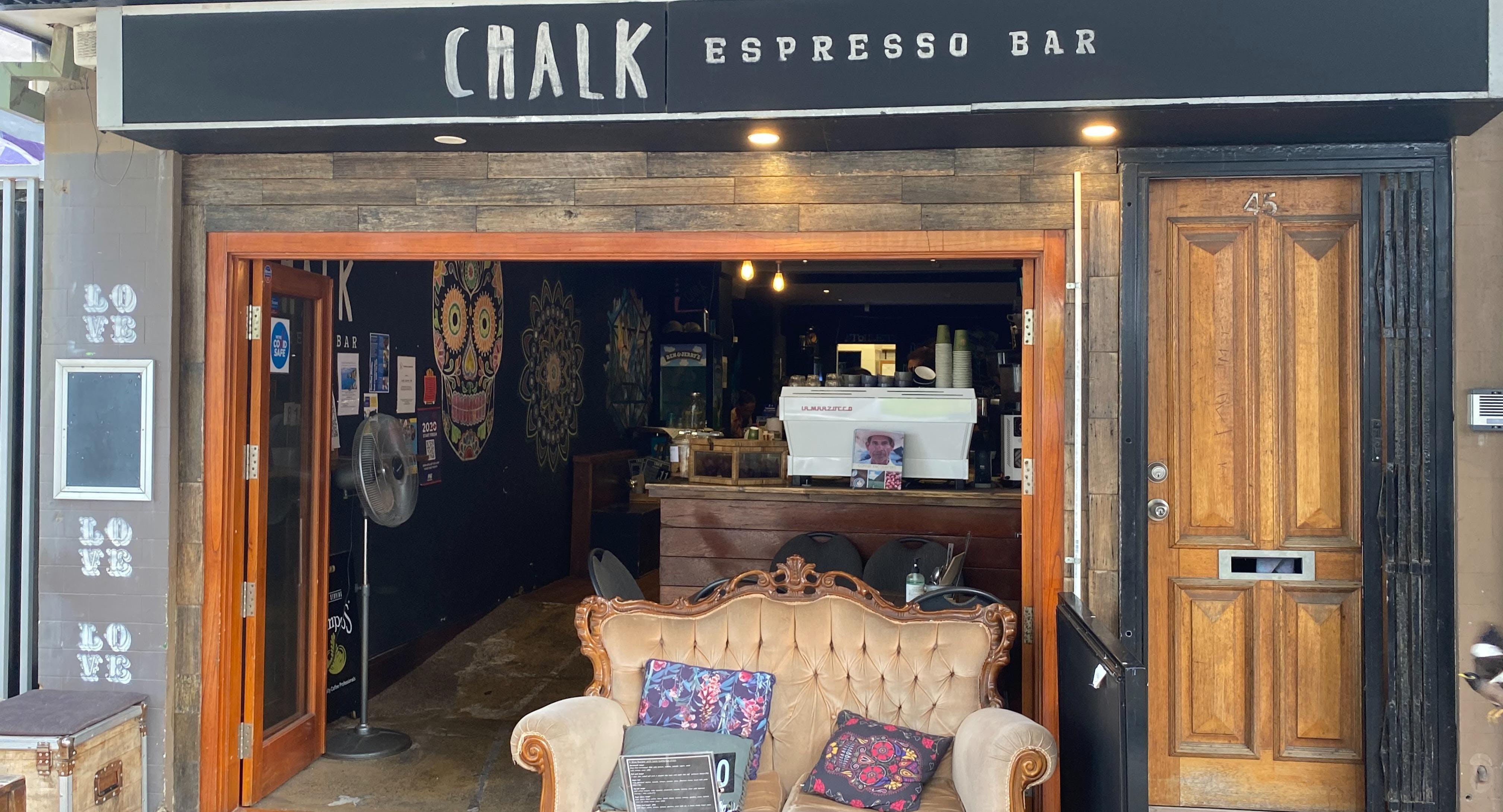 Photo of restaurant Chalk Espresso in Maroubra, Sydney