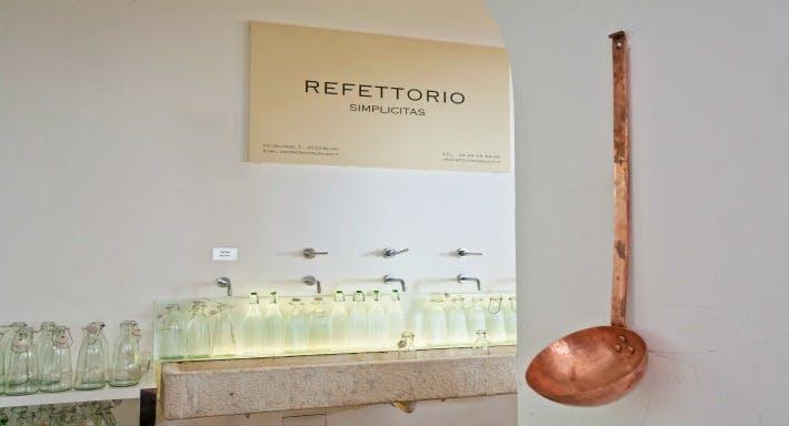 REFETTORIO SIMPLICITAS Milano image 10