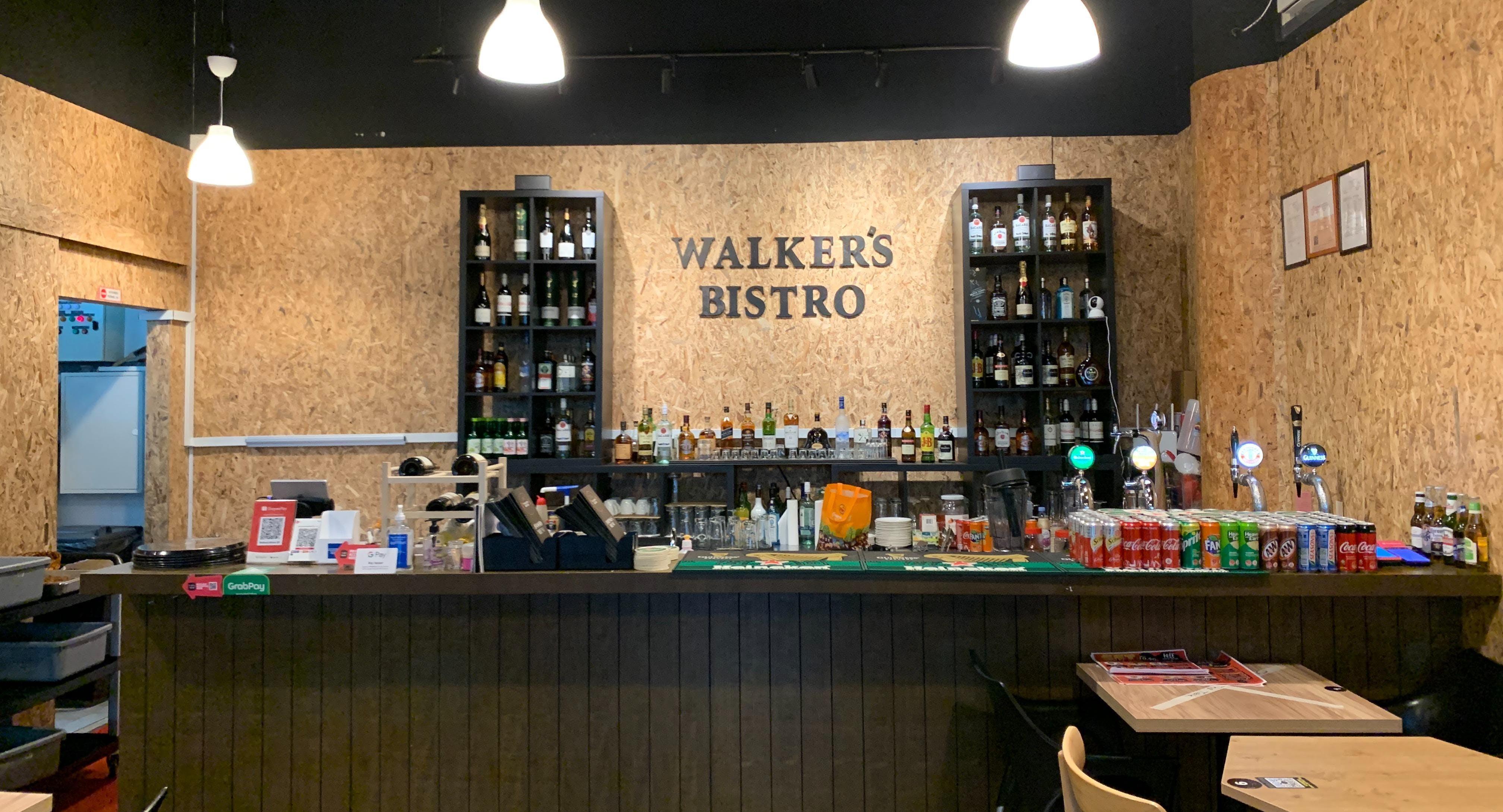 Photo of restaurant Walker's Bistro in Kent Ridge, Singapore