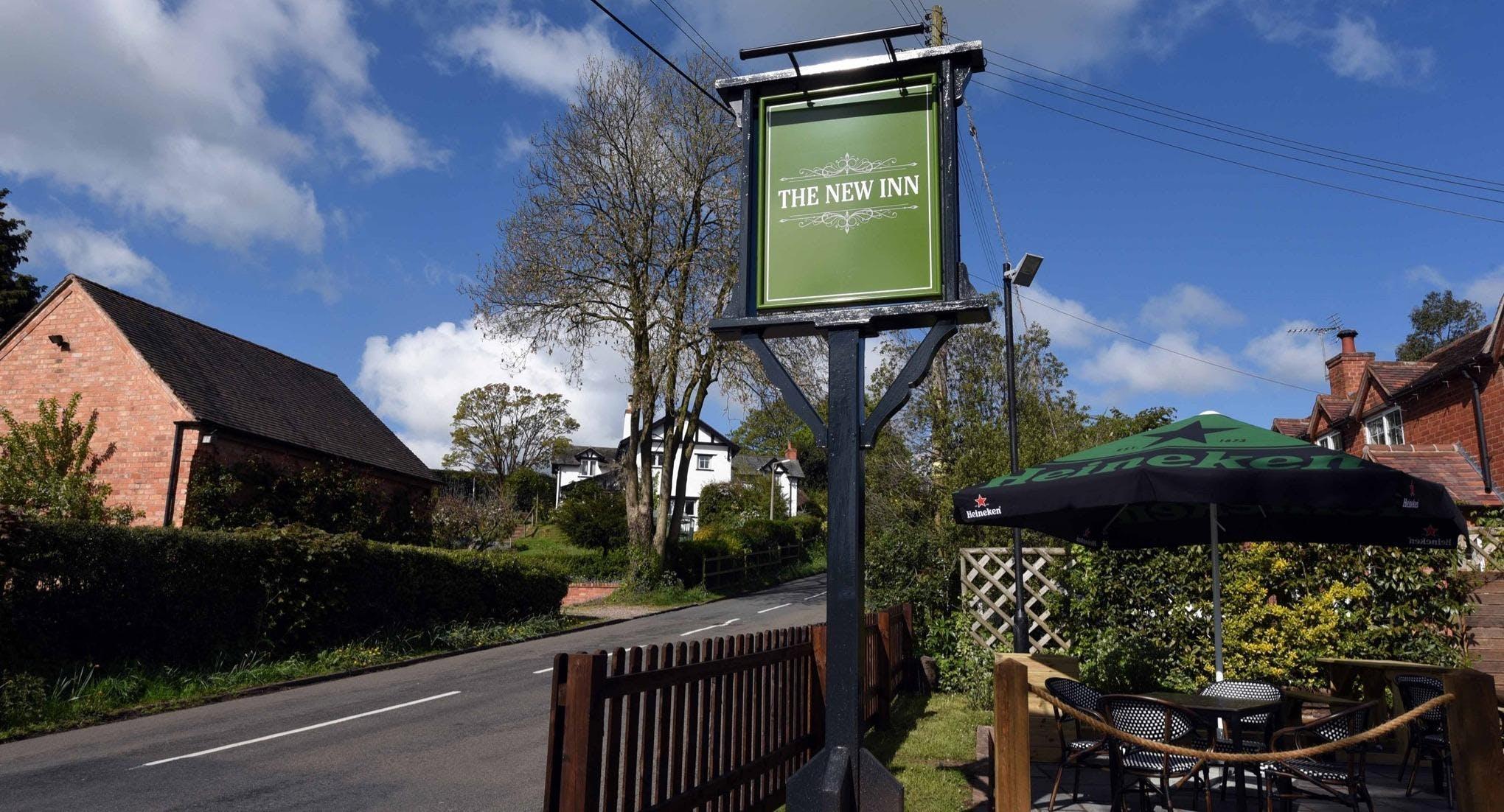 The New Inn - Bournheath