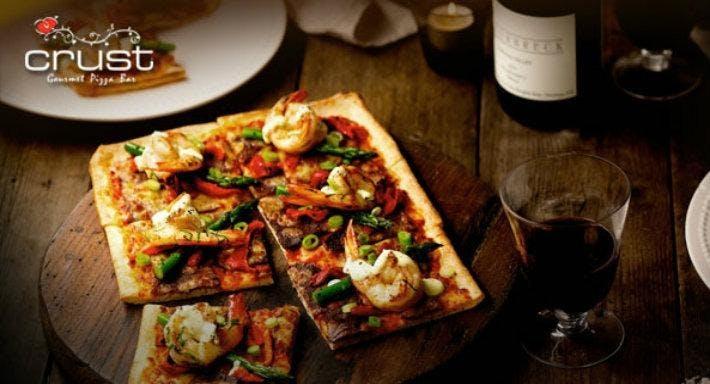 Crust Gourmet Pizza Bar Singapore image 1