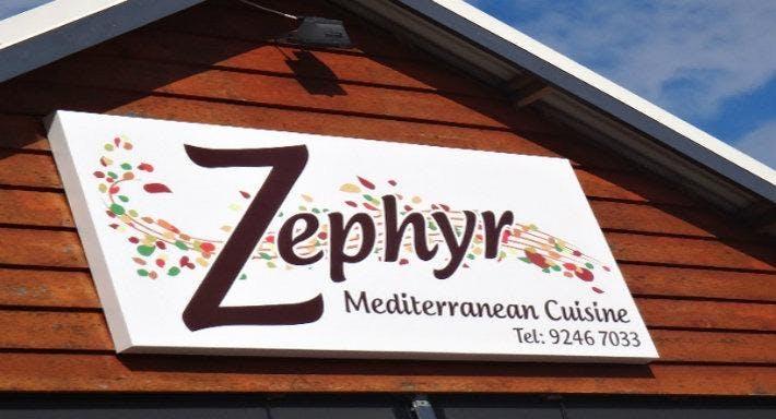 Zephyr Mediterranean Cuisine