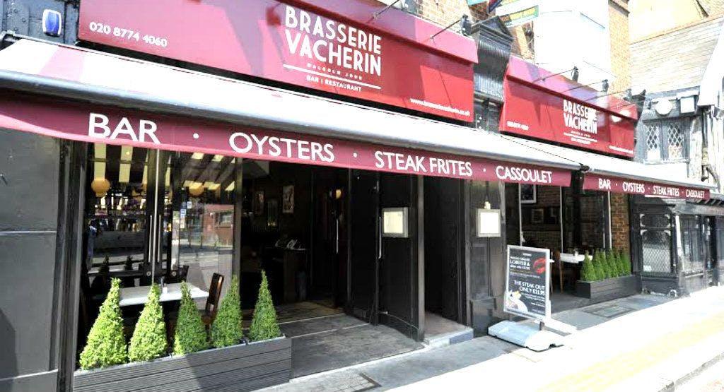 Brasserie Vacherin - Croydon Croydon image 1
