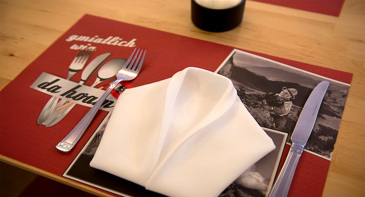 Restaurant Da Hoam Hamburg image 2