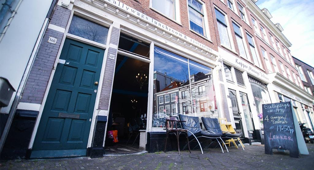 Scallywags the Restaurant Den Haag image 1