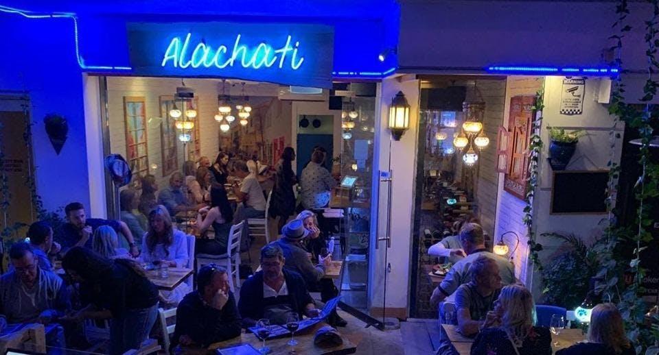 Alachati Turkish Restaurant Broadbeach