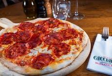 Restaurant Cacciari's - Portobello Rd in Ladbroke Grove, London