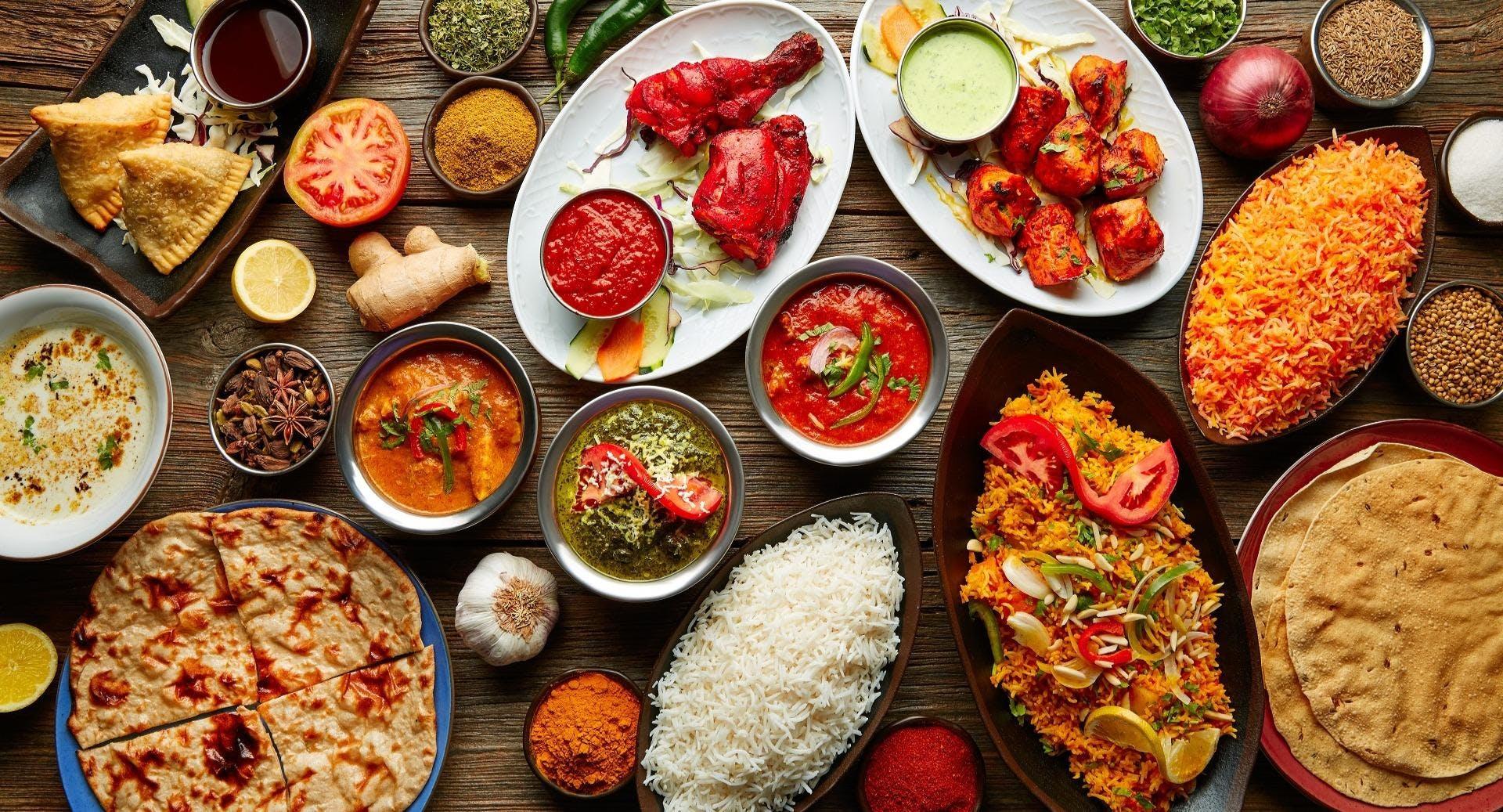 Indian Flavours - Indisches Restaurant near Frankfurt Messe