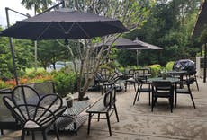 The Frangipani Garden Bistro