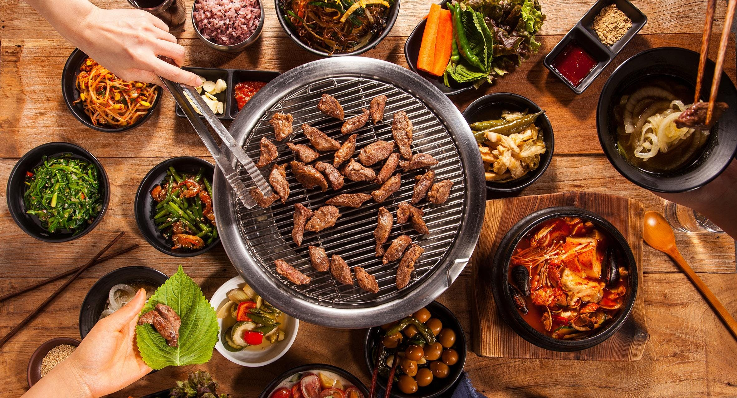 Seorae Korean Charcoal BBQ - JEM