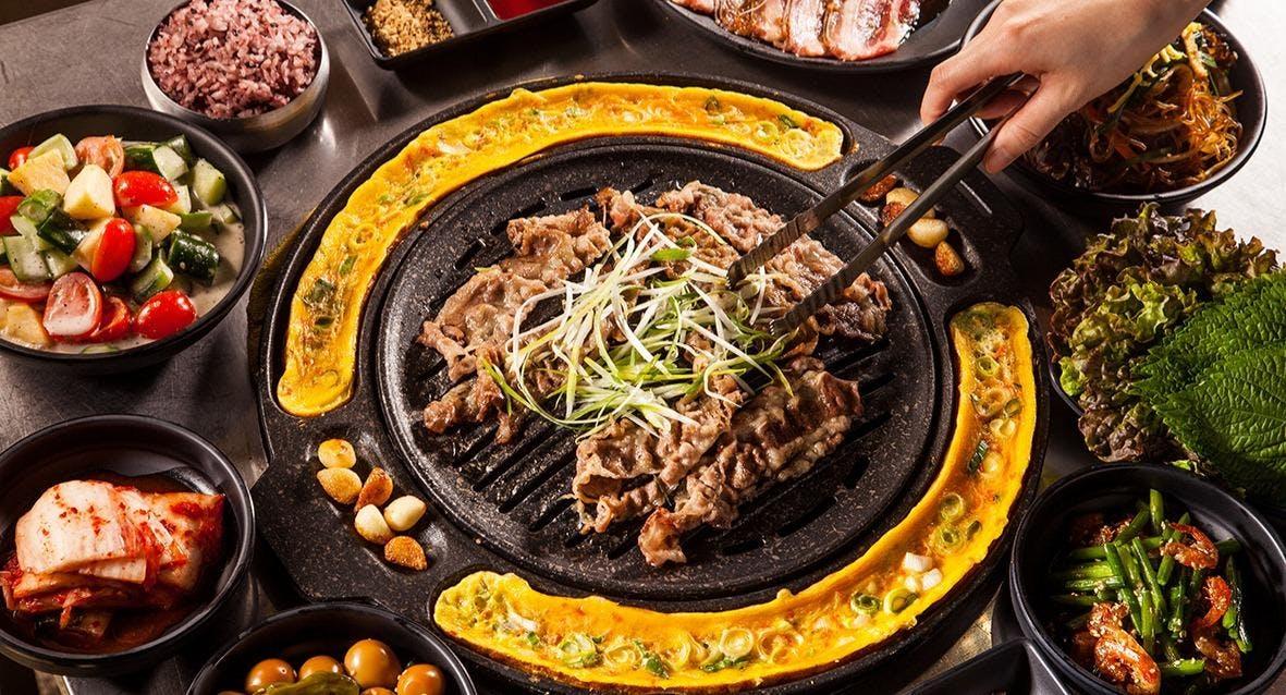 Seorae Korean Charcoal BBQ - JEM Singapore image 1