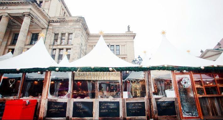 Kasermandl auf dem WeihnachtsZauber Gendarmenmarkt