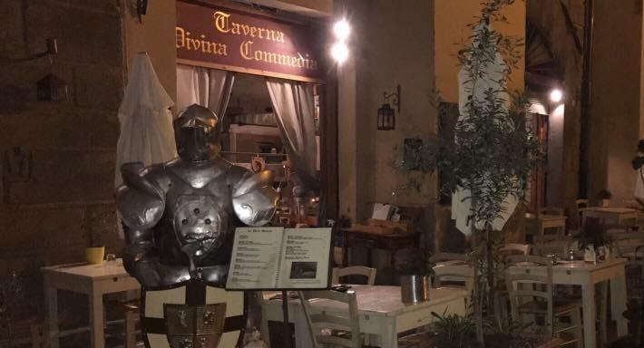 Divina Commedia Taverna Firenze image 1