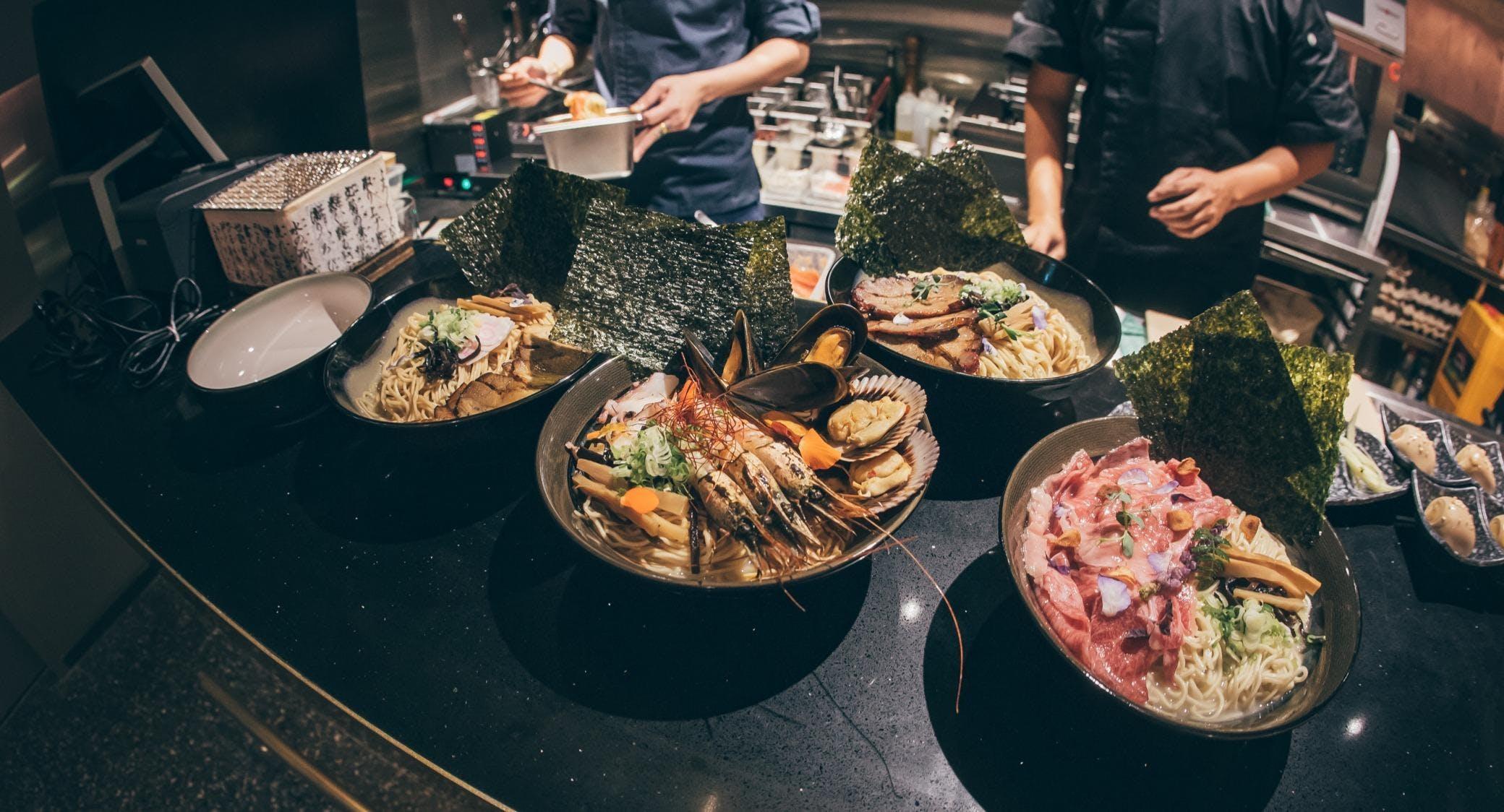 Takeshi Noodle Bar