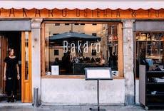 Bakarò - Osteria & Co.