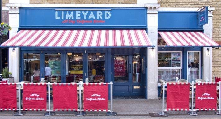 Limeyard - Staines