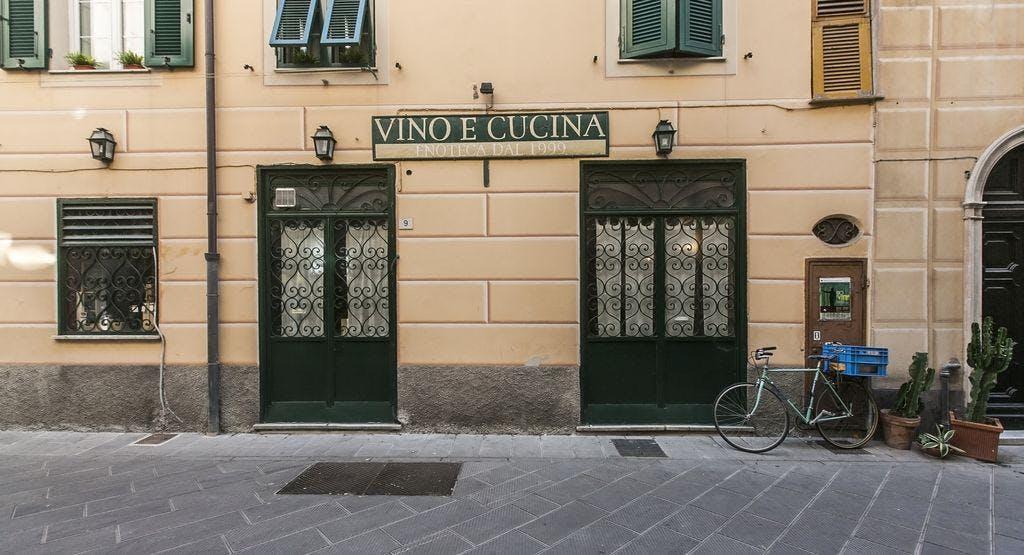 Vino e Cucina dal 1999 Chiavari image 1
