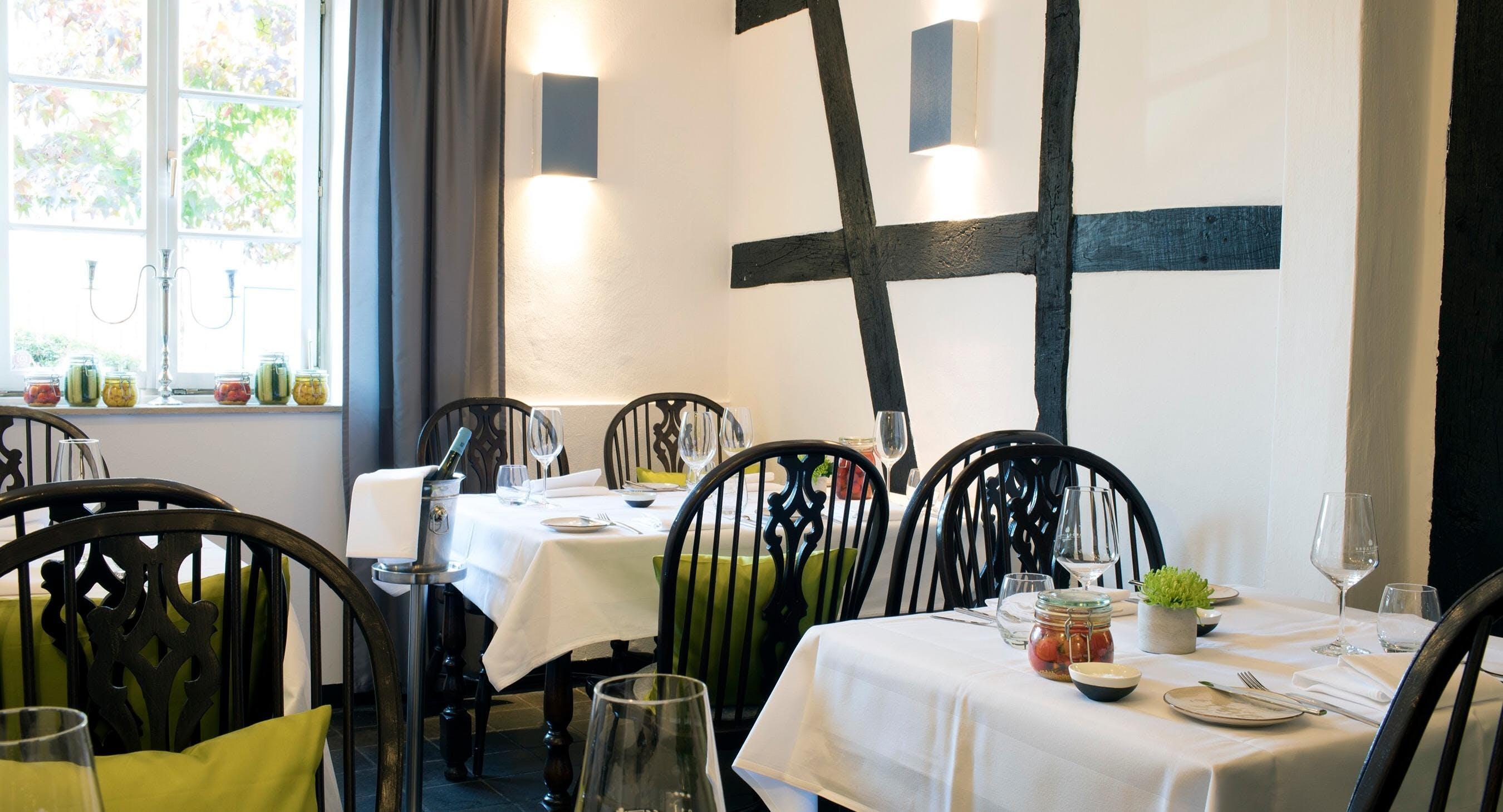 Restaurant Anna Seibert feine regionale Küche by Benedikt Frechen