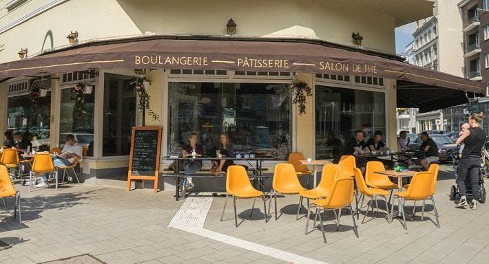 Eclair au Café Eimsbüttel