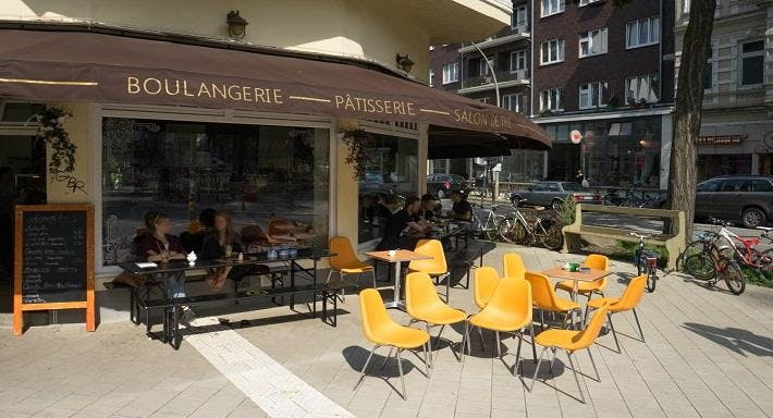 Eclair au Café Eimsbüttel Hamburg image 2