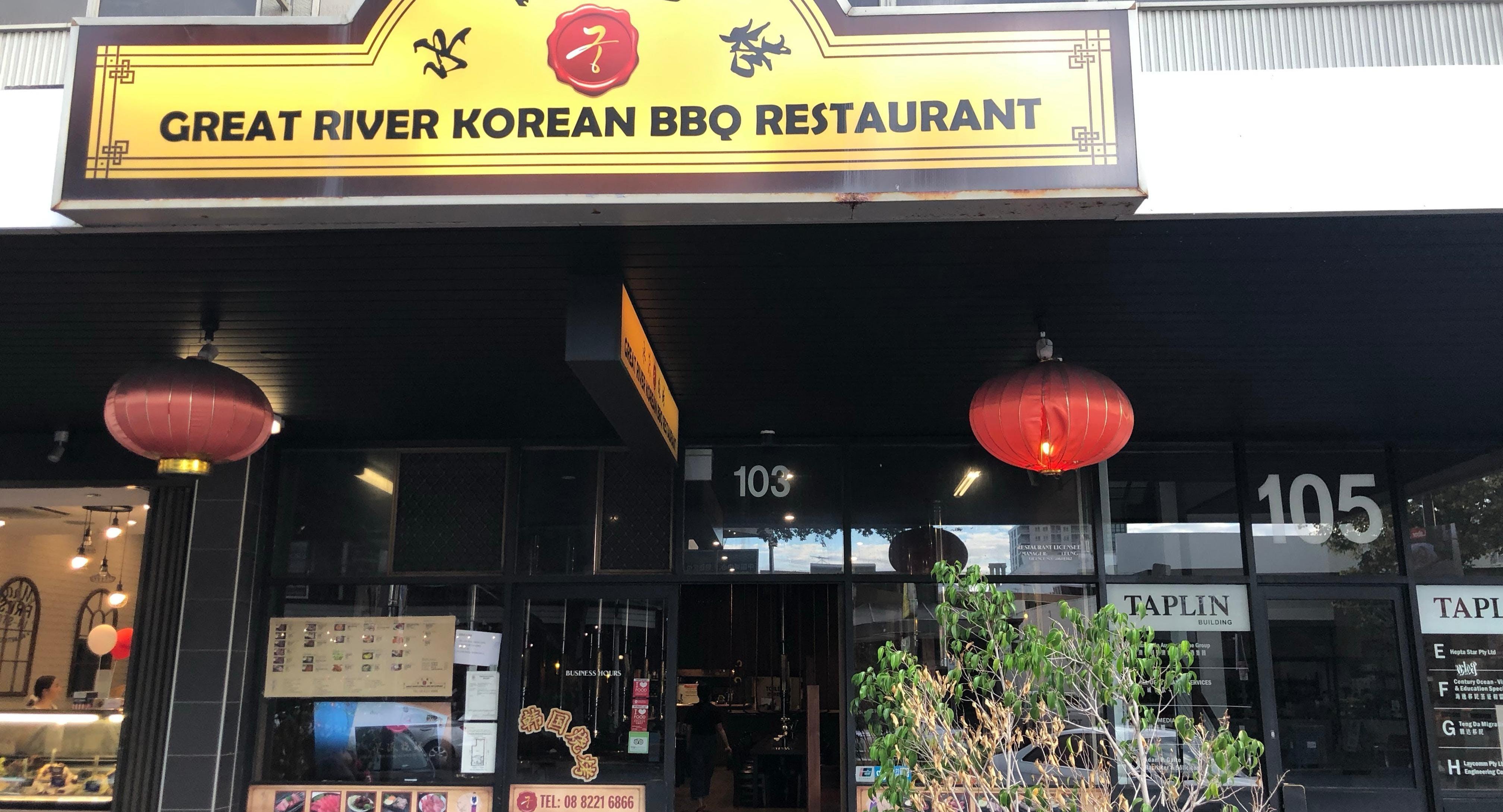 Great River Korean BBQ Restaurant