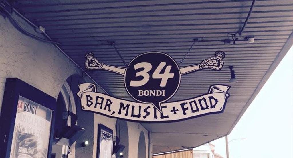 Photo of restaurant 34 bondi in Bondi, Sydney