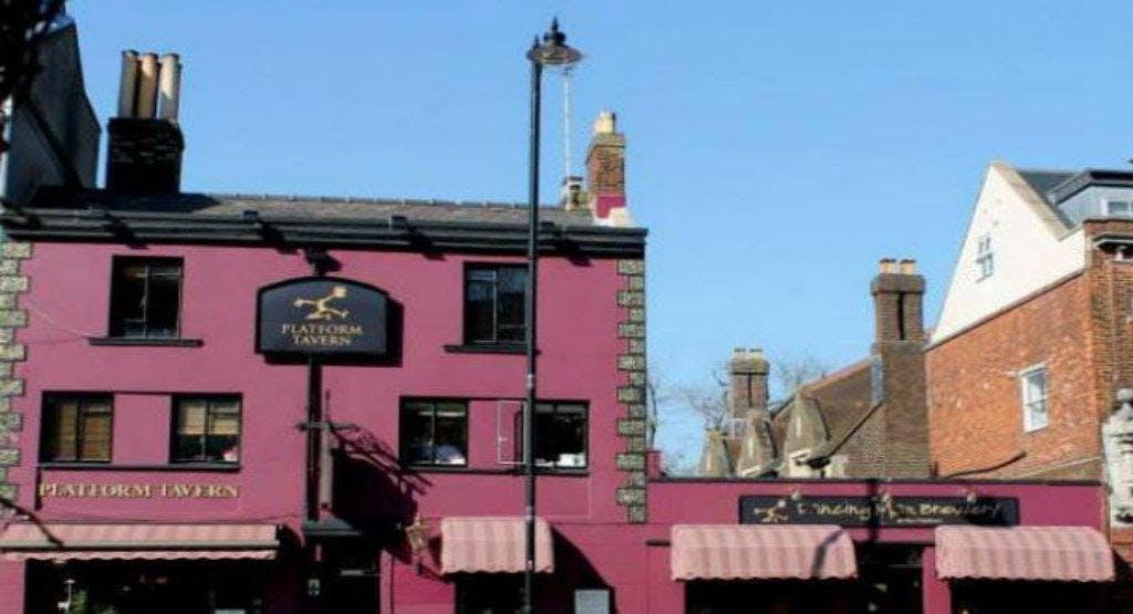The Platform Tavern Southampton image 1