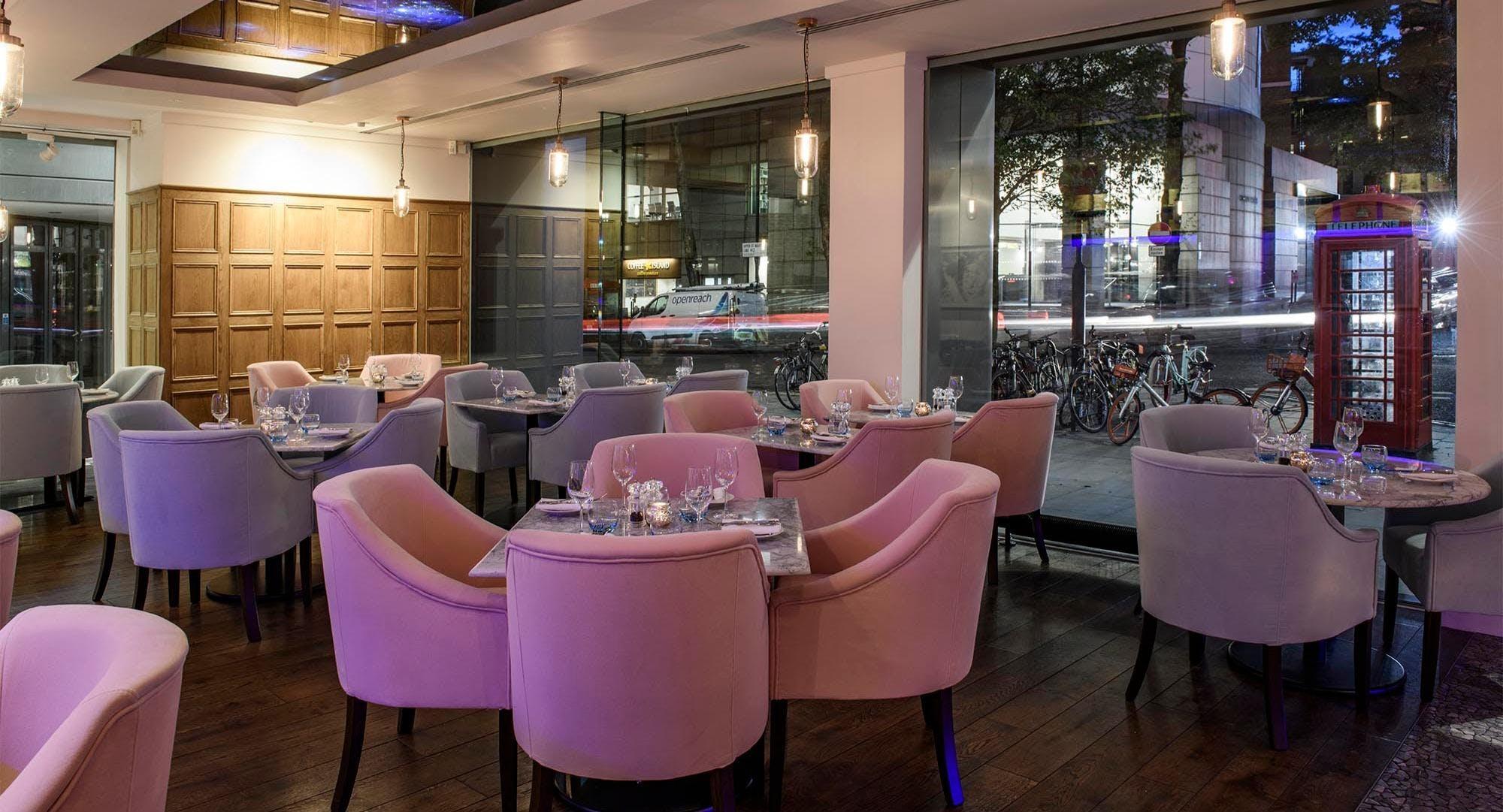 28-50 Wine Bar & Kitchen - Covent Garden
