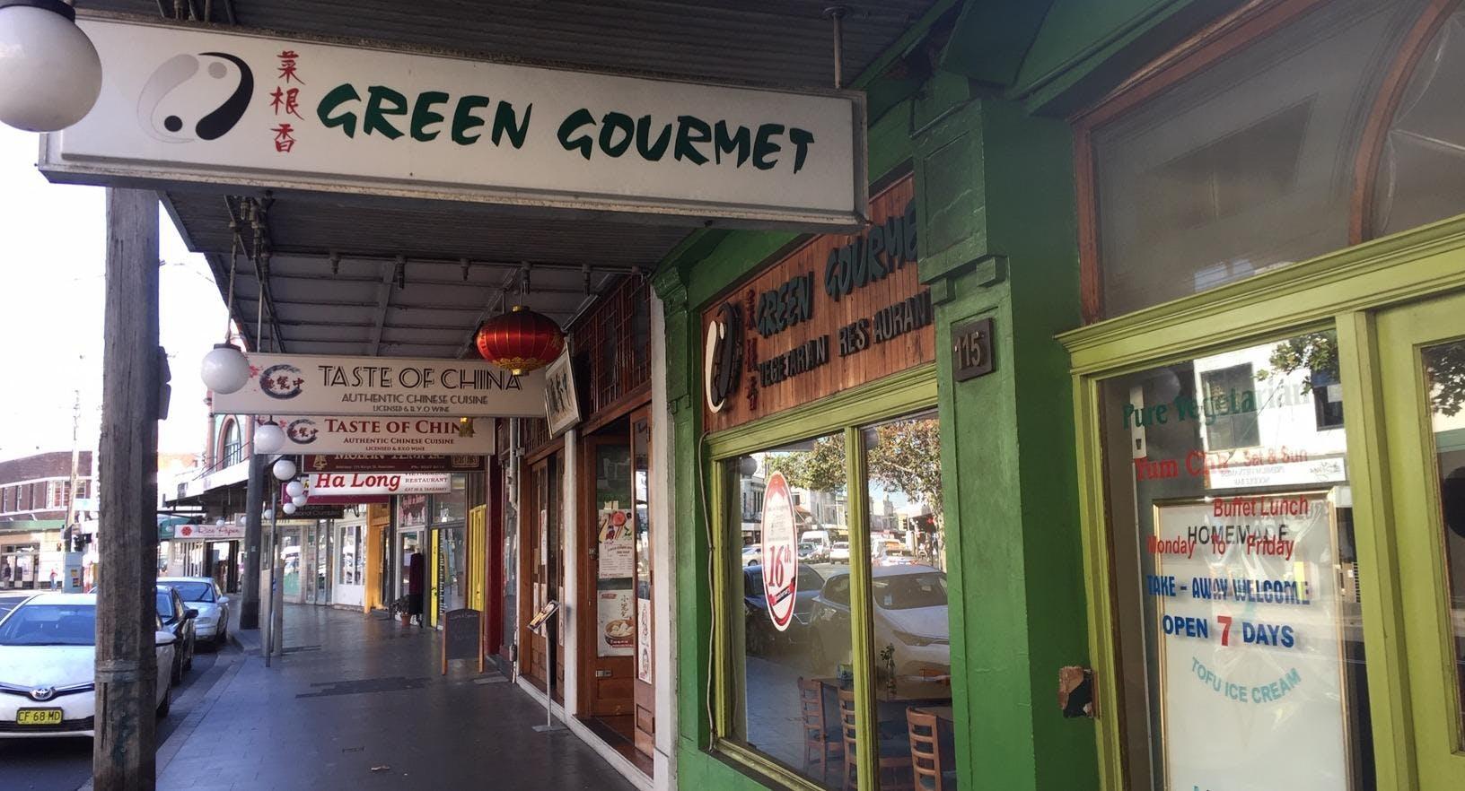 Green Gourmet - Newtown Sydney image 3