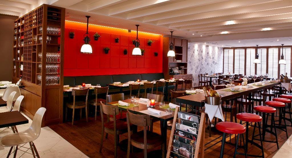 Carpaccio Pasta Pizza Vino Hong Kong image 1