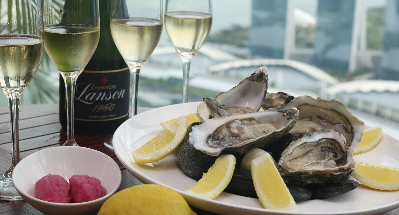 Zafferano – Italian Restaurant & Lounge Singapore image 1